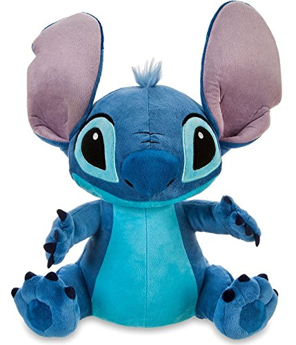 Disney Stitch Plush -- 16'' H 412617306152