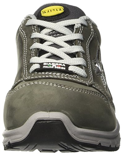 Run Mixte 35 Low grigio Diadora Eu Adulte Travail S3 De Castello Gris Chaussures dYpY6xqwF