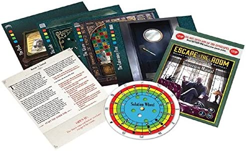 Escape The Room - El Secreto del Dr. Gravely: Amazon.es: Juguetes y juegos
