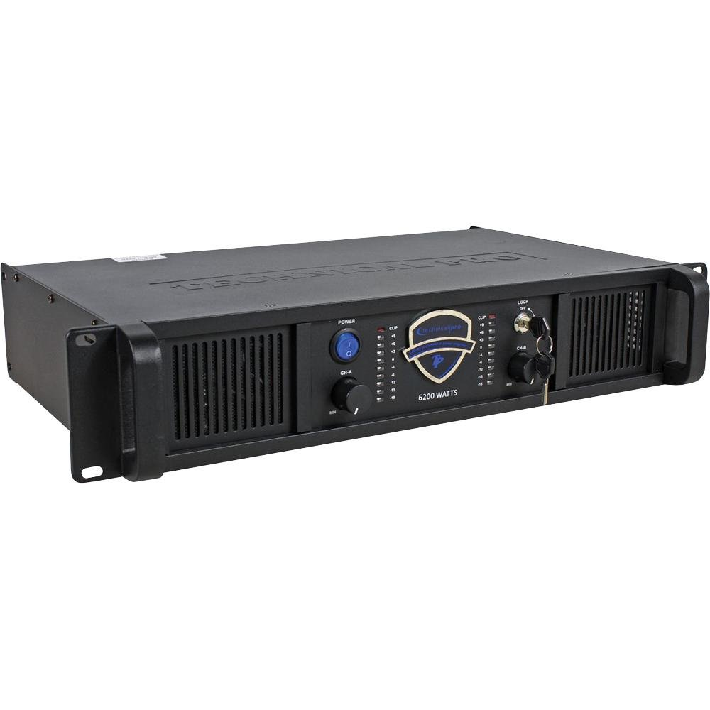 Technical Pro LZ6200 Amplifier