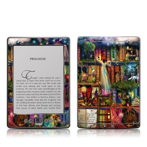 treasure-hunt-design-protective-decal-skin-sticker-high-gloss-coating-for-amazon-kindle-4-5-way-cont
