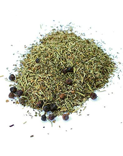 MitesBGone Backyard Chicken Nesting Herbs - Get Rid of Chicken Mites and Lice Naturally (8 pounds) from Pampered Chicken Mama