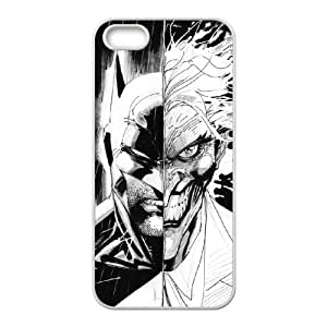 Batman Joker iPhone 4 4s Cell Phone Case White SH6098274