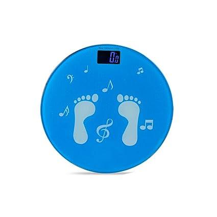 Cucsaist Básculas Electrónicas Básculas para El Cuerpo Básculas para Pesas Básculas para La Salud En El