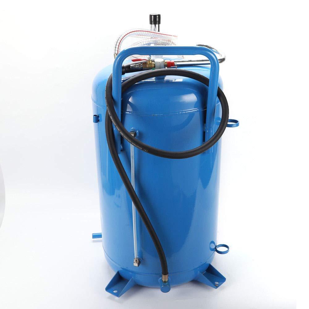 76L /Ölbeh/älter Druckluft /Ölablassger/ät Alt/ölauffangger/ät /Ölauffangwagen /Ölablasswanne SENDERPICK Druckluft /Ölabsaugger/ät