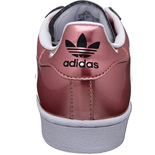 Superstar White W Metallic Metallic Copper Cuivre Copper adidas UwpqFU
