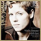 BARTOK. Violin Sonatas. Faust/Kupiec/Boffard