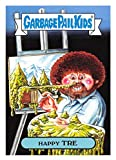 #10: 2018 Topps Garbage Pail Kids Series 1 We Hate the 80s Trading Cards 80s CELEBRITIES #7B HAPPY TRE