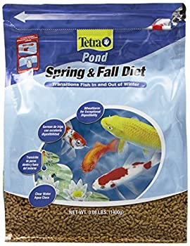 TetraPond Spring  Fall Diet Floating Pond Sticks 308Pound