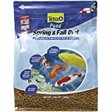 TetraPond Spring & Fall Diet Floating Pond Sticks, 3.08-Pound