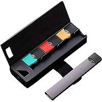 Coco Vapor Charging Case, Pocket Size, Portable Charger (Black)