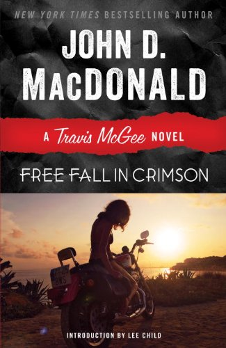Free Fall Crimson Travis McGee ebook product image