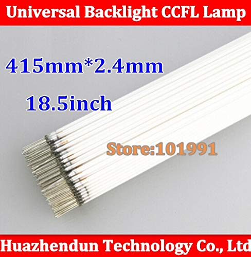 ShineBear 5pcs 415MM2.4MM CCFL Tube Cold Cathode Fluorescent Lamps for 18.5