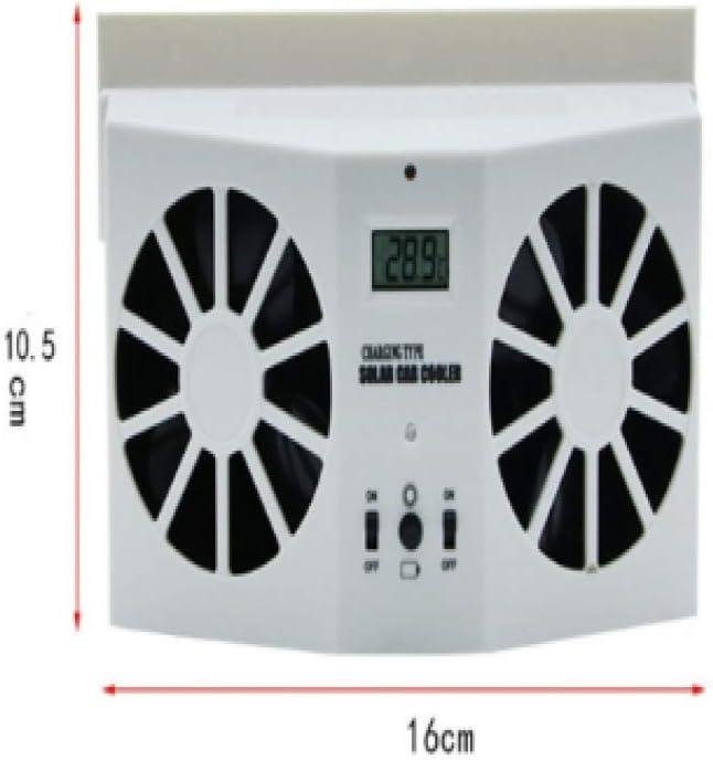 XC Solar Sun Power Auto Air Vent Vent Cool Cooler Cooler ...