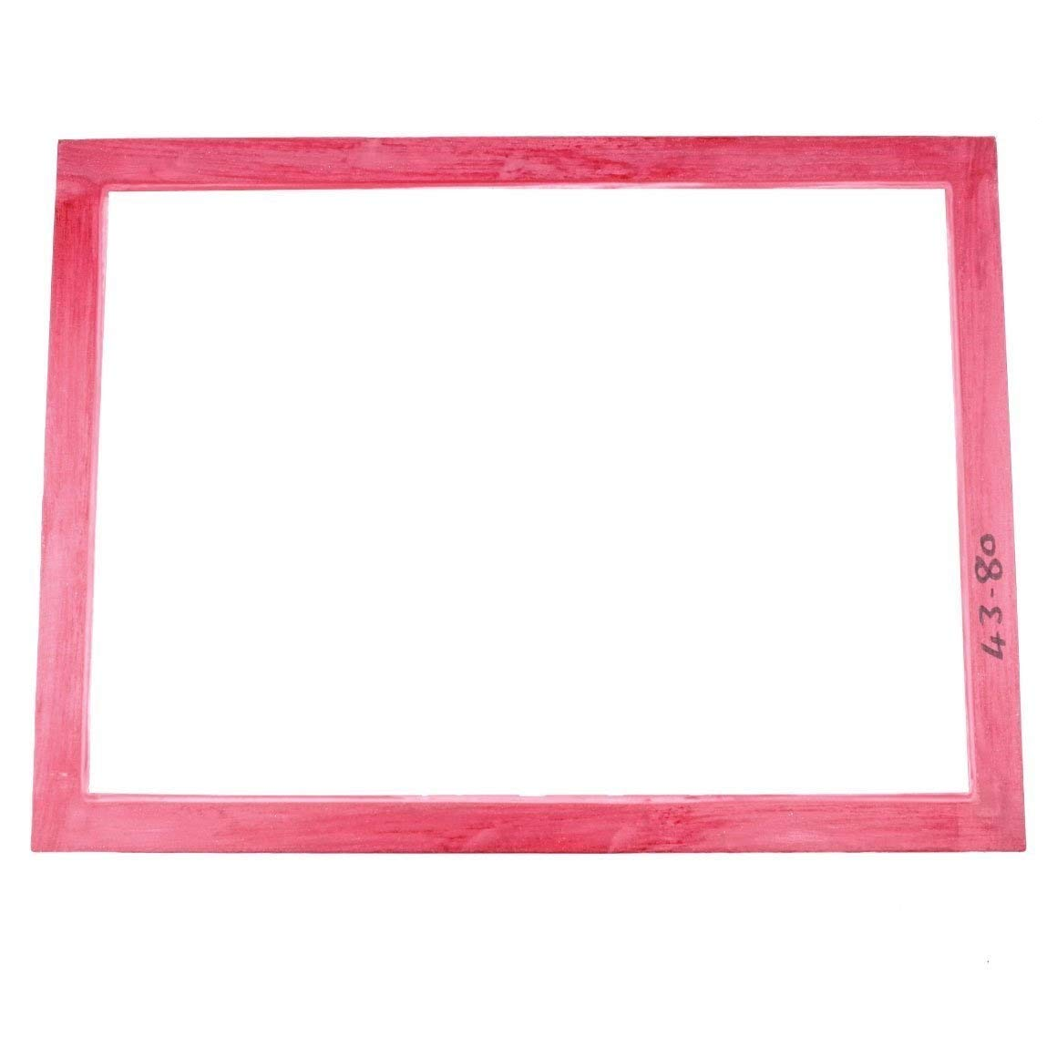 A5 120T Aluminium Screen Printing frame by Hunt The Moon