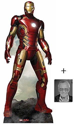 Fan Pack - Iron Man (Tony Stark -
