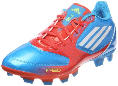 adidas F5TRX FG, Zapato de fútbol hombre Bleu (Blepre/blanc/enemat)