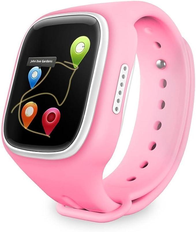 GBD niños reloj inteligente teléfono para niños con GPS Tracker ...