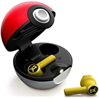 HEOLIEN Pokemon Bluetooth Earphone Essential Headphones for Coaches