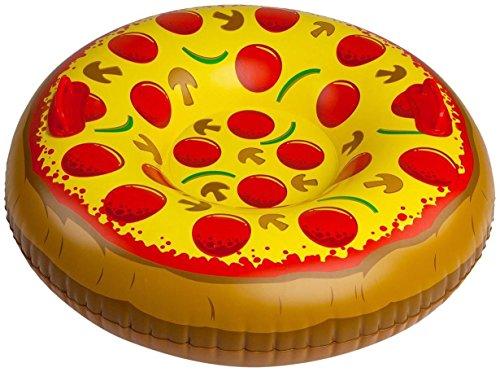 Mouth BigMouth Giant Supreme Pizza