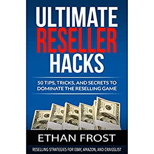 Ultimate Reseller Hacks Audiobook