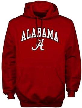 Alabama Crimson Tide Camiseta Sudadera con Capucha Sudadera Gorro Beanie Bandera Universidad Ropa, Rojo, Extra-Large: Amazon.es: Deportes y aire libre