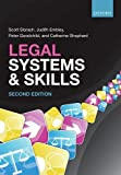 Legal Systems and Skills, Slorach, Scott and Embley, Judith, 0198727453
