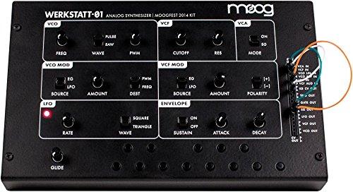 Moog Werkstatt-01 - Analog Synthesizer Kit (Synth Module)