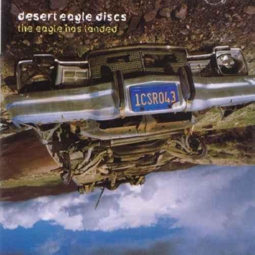 The Eagle Has Landed - Desert Eagle Discs 2LP