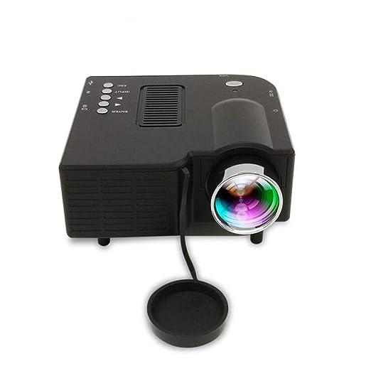 HOQTUM Proyector de casa HD 1080P LED Compartir Pantalla 80 ...