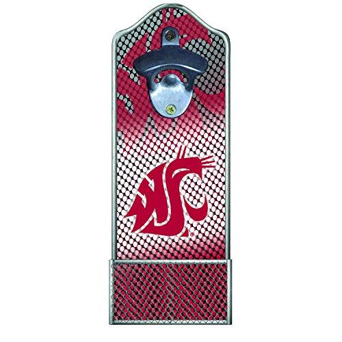 Team Sports America Washington State Light-Up Magnetic Bottle Opener