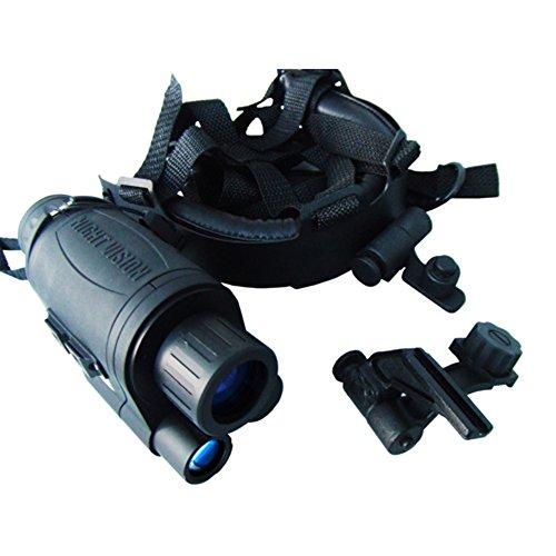 Bering Optics BE15126 Polaris Gen1 NV Monocular W/Headgear 1x26 -