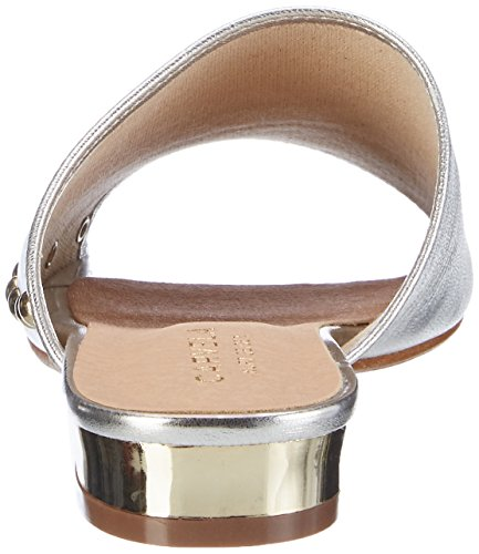 Carvela Kammie Np - Sandalias con cuña Mujer plateado (silver)