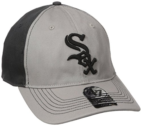 MLB Chicago White Sox Umbra Closer Stretch Fit Hat, One Size