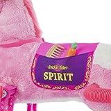 Rockin' Rider Spirit Spring Horse, Pink