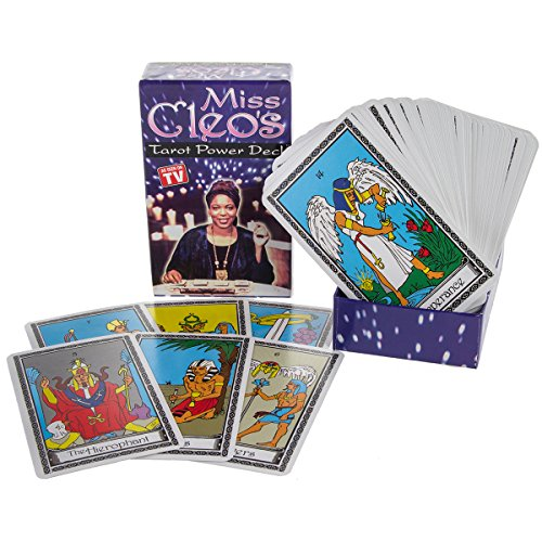 Miss Cleo's Tarot Card Power Deck -
