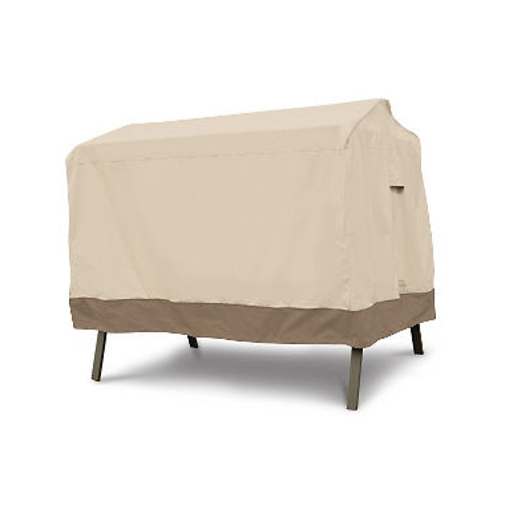 GT Cover For Swing Canopy Polyester Porch Swing Pool Portable Patio Outdoor Outside Bench Protective & Ebook By Easy2Find.