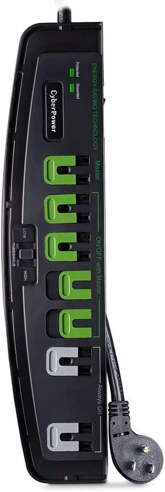 CyberPower P705G Surge Protector