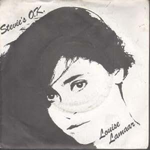 """STEVIE'S OK 7 INCH (7"""" VINYL 45) UK JUICE 1982"""