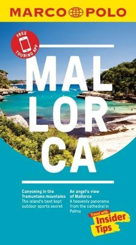 Mallorca Marco Polo Pocket Travel Guide   With Pull Out Map  Marco Polo Guide