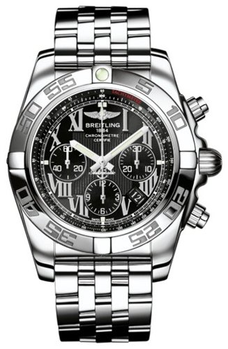 Breitling Windrider Chronomat B01 Mens Watch AB011012/B956