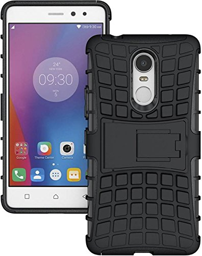 DESIGNERZ HUB Back Cover for Lenovo K6 Note