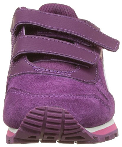 Enfant St marshmallow Violet Mixte Ps Purple dark Runner Basses Puma Baskets V Sd FnTqApSq