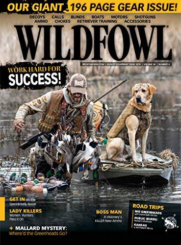 Hunting Magazine - Wild Fowl