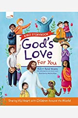 God's Love For You Bible Storybook Hardcover