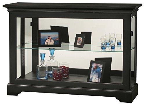 Howard Miller 680-594 Underhill Ii - Howard Miller Glass Curio Cabinet