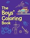 The Boys' Coloring Book