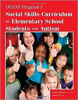 quest program i social skills curriculum for elementary school