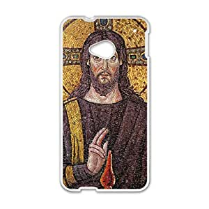 Malcolm The Ancestor Cell Phone Case for HTC One M7