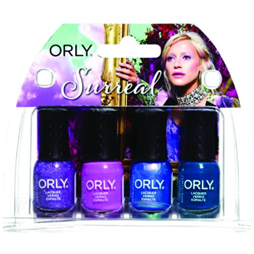Orly Surreal 4 Piece Mani Nail Polish Mini Kit